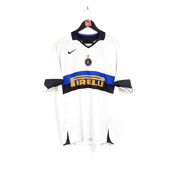 Inter Milan away football shirt 2005/06