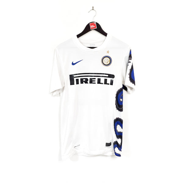 Inter Milan away football shirt 2010/11