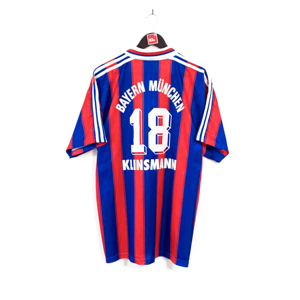 Bayern Munich home football shirt 1995/97