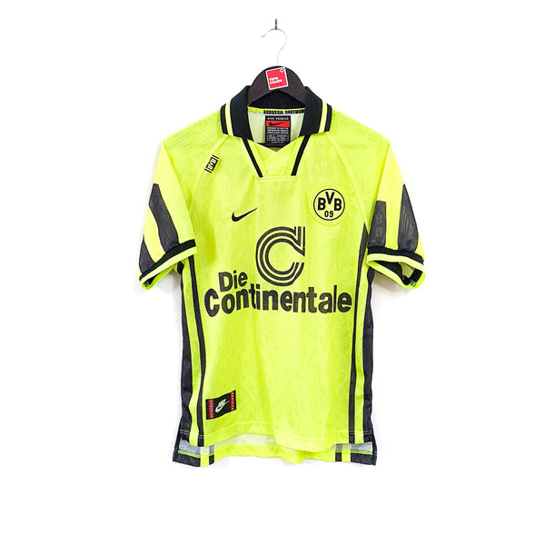Borussia Dortmund home football shirt 1996/97