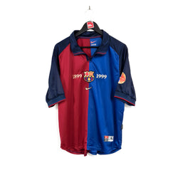 Barcelona home football shirt 1999/00