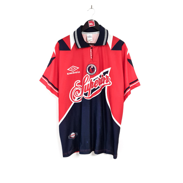 Rojos de Veracruz home football shirt 1995/97