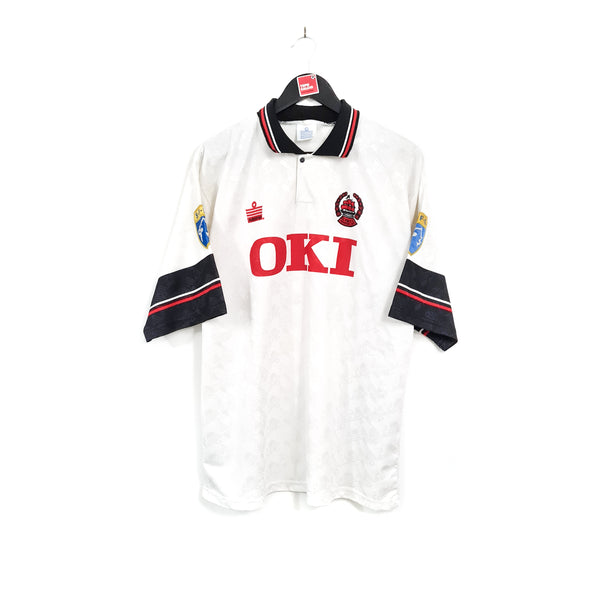 Clyde FC home football shirt 1995/97