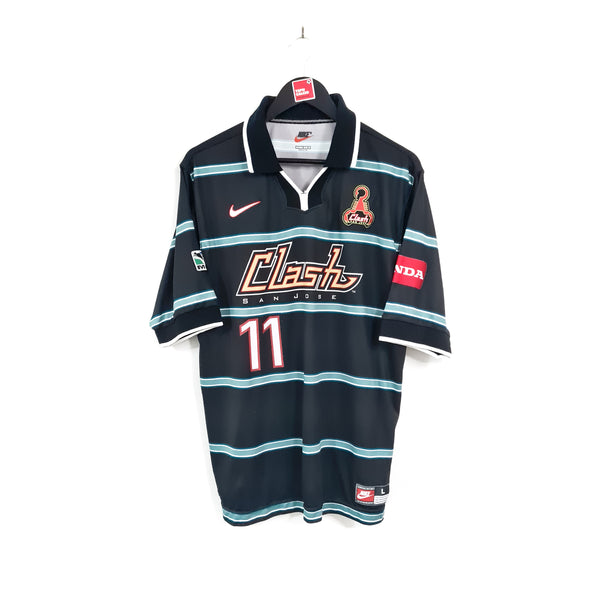 San Jose Clash home football shirt 1997/98