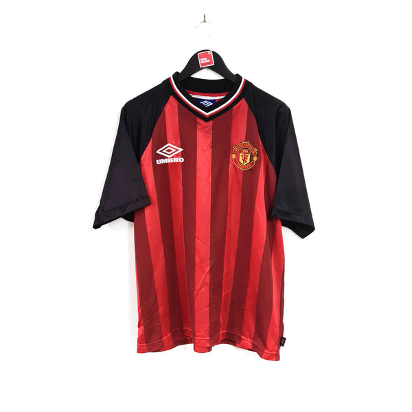Manchester United training football shirt 1997/98