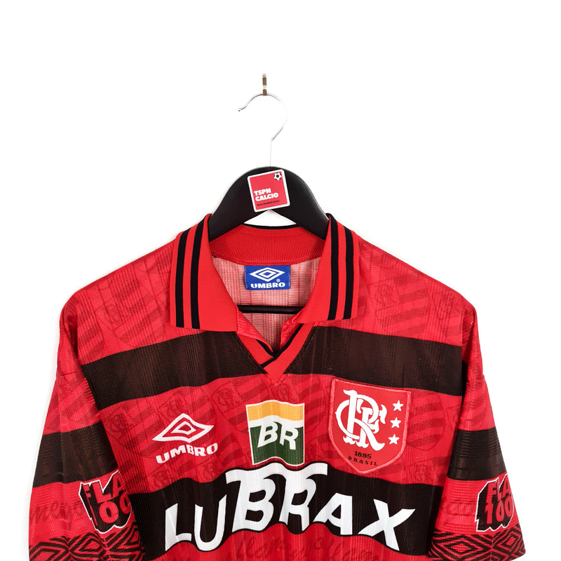 Flamengo home football shirt 1995/96
