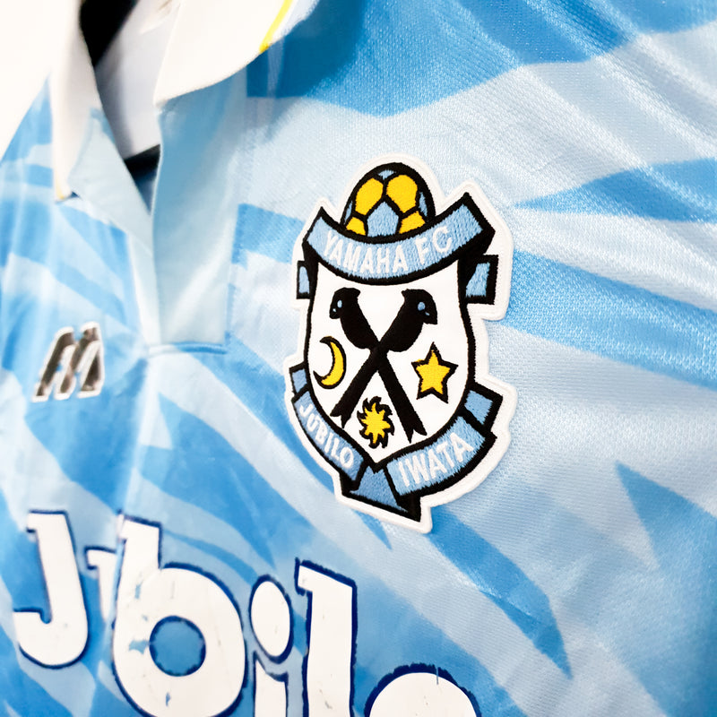 TSPN Calcio - Jubilo Iwata home football shirt 1994/95