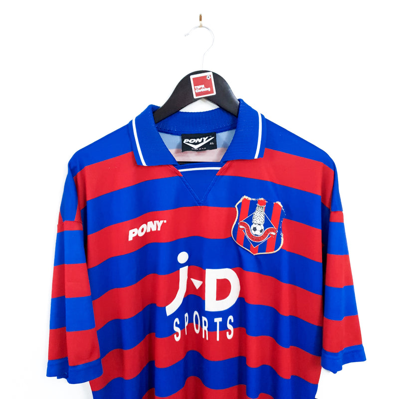 TSPN Calcio - Oldham Athletic home football shirt 1996/98