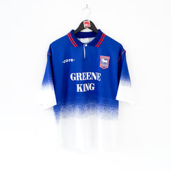 TSPN Calcio - Ipswich Town home football shirt 1995/97