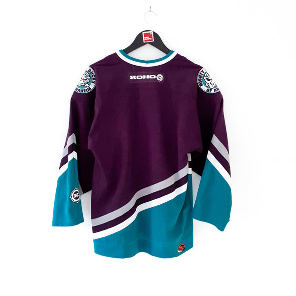TSPN Calcio - Mighty Ducks of Anaheim home hockey jersey 1997/03