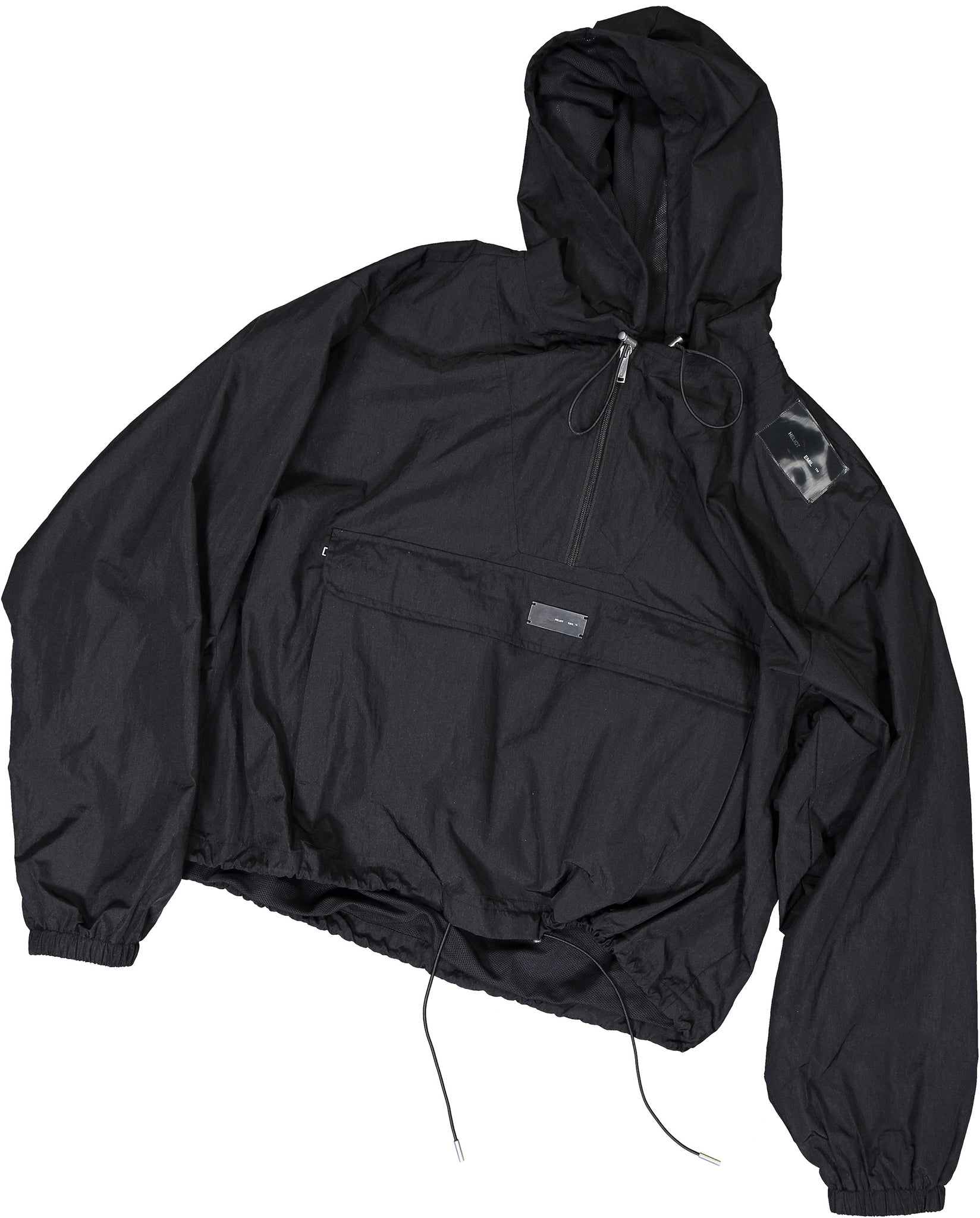 Anorak Convertible to Bag