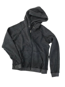 Inside Out Zipped Hoodie
