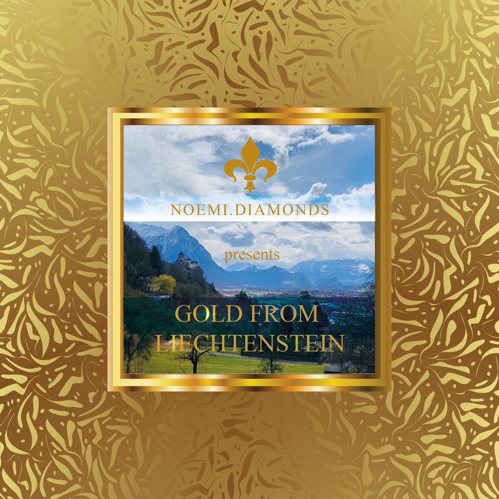 Exclusively for our customers: Gold from Liechtenstein