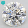 Diamond, Brilliant, 1.32 carat, H-VVS1