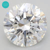 Diamond, Brilliant, 1.33 carat, G-VVS1