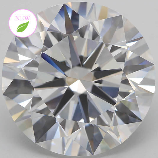Diamond, Brilliant, 10.67 carat, D- FLAWLESS TYPE 2 A
