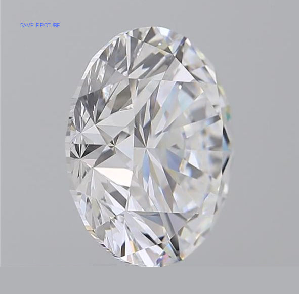 Diamond, Brilliant, 2.0 Carat, D-VVS2