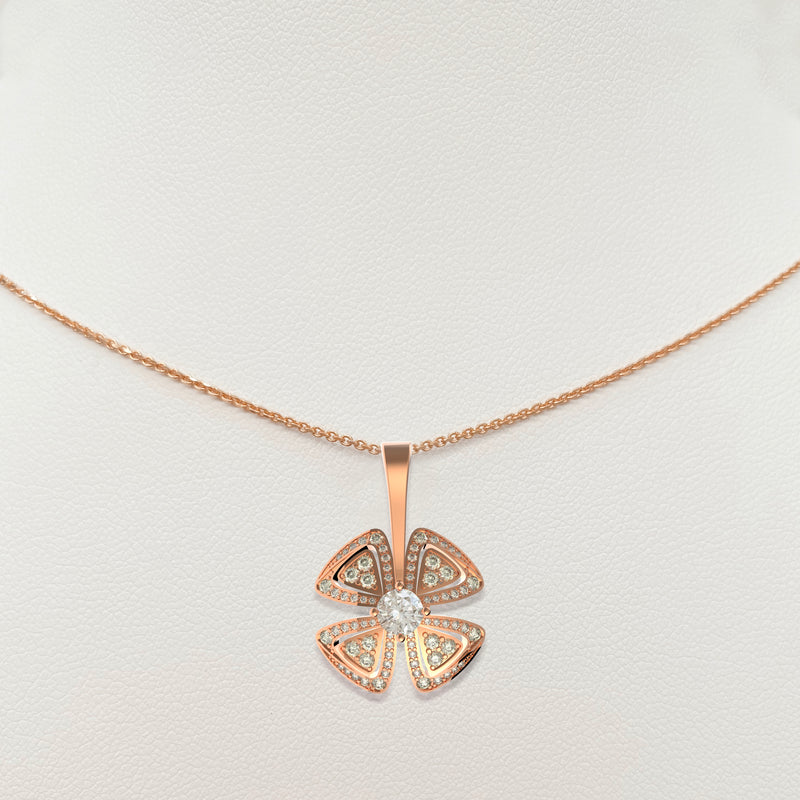 Flower of life (Trilogy)- Pendant