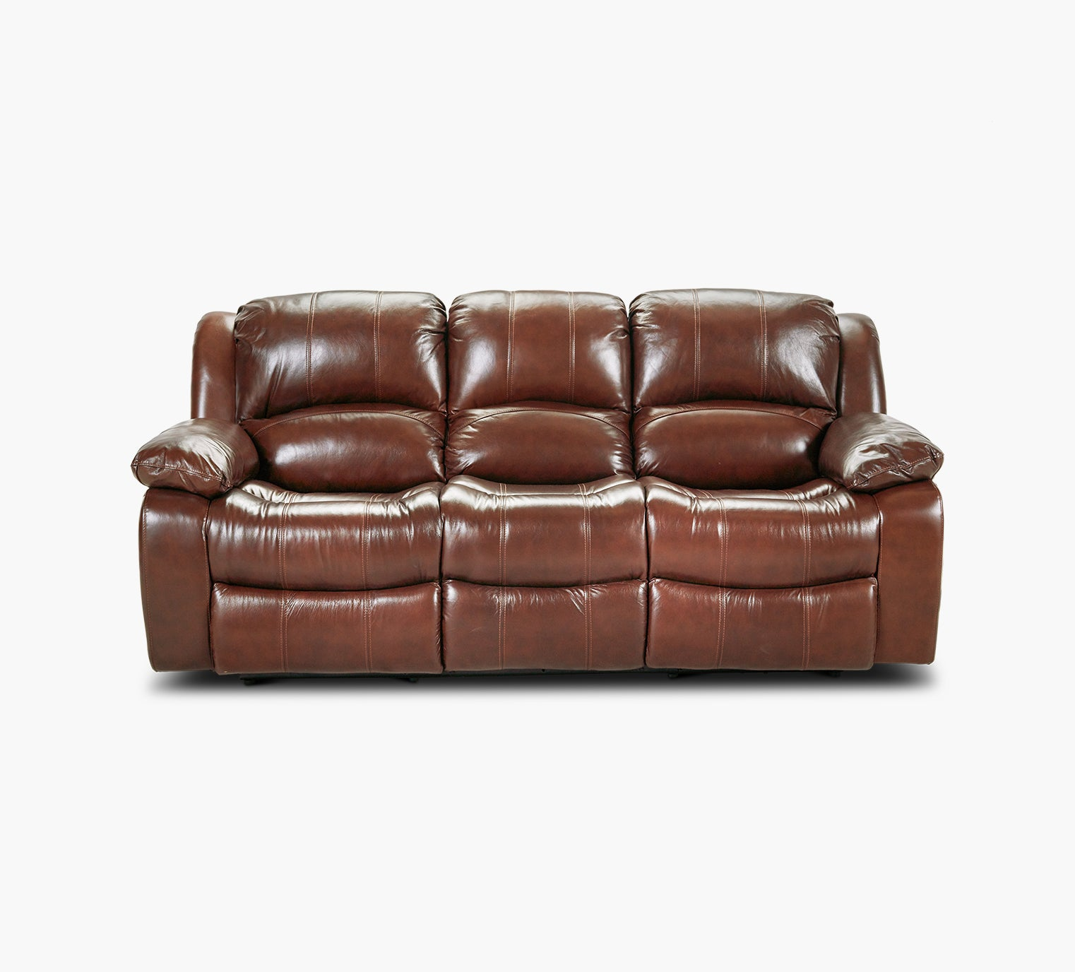 Avalon Leather Reclining Sofa