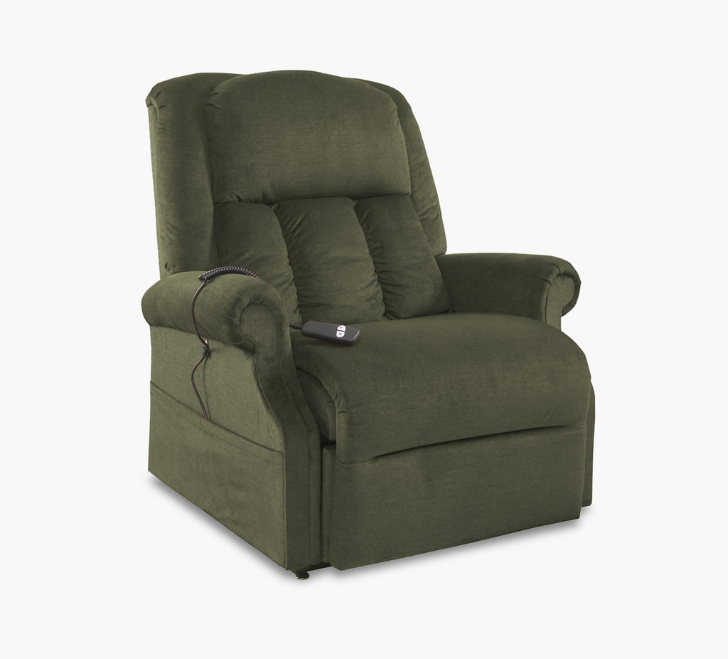Roscoe Forest Power Lift Recliner Kane S Furniture