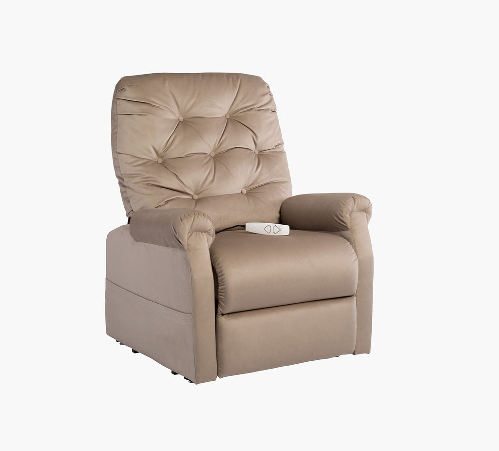 Edith Camel Power Lift Recliner 33 Quot Kane S Furniture