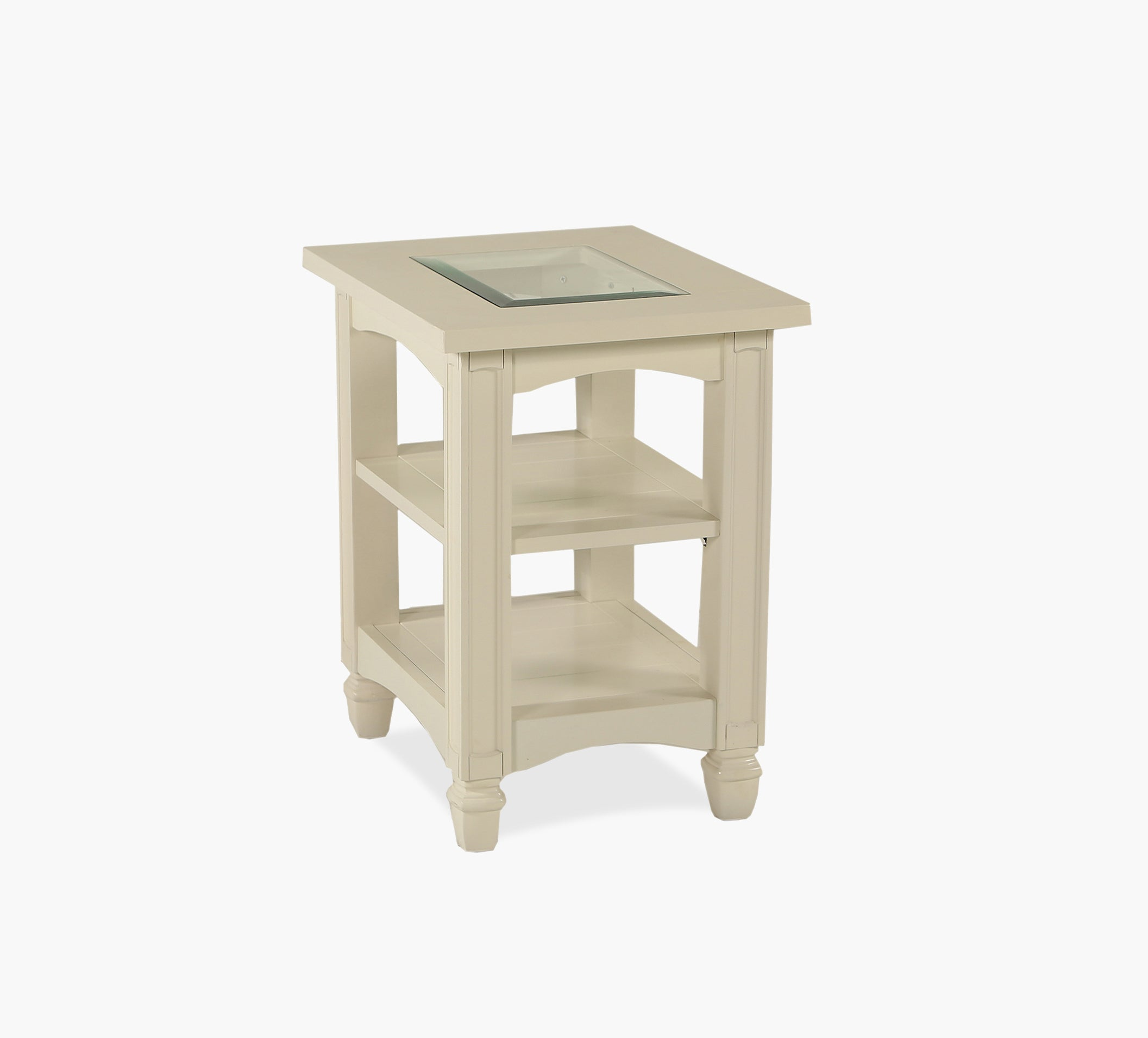 Plantation Bay Rectangular End Table Kane S Furniture