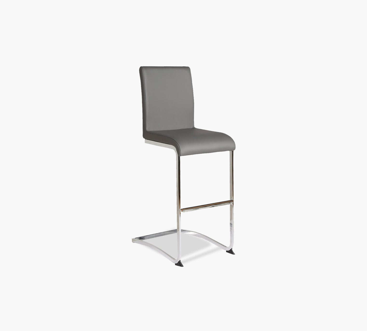 Picture of: Viva 30 Bar Stool Charcoal Kane S Furniture