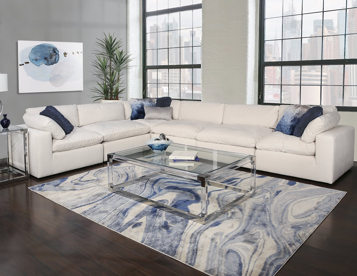 Quinn 6 Piece Living Room