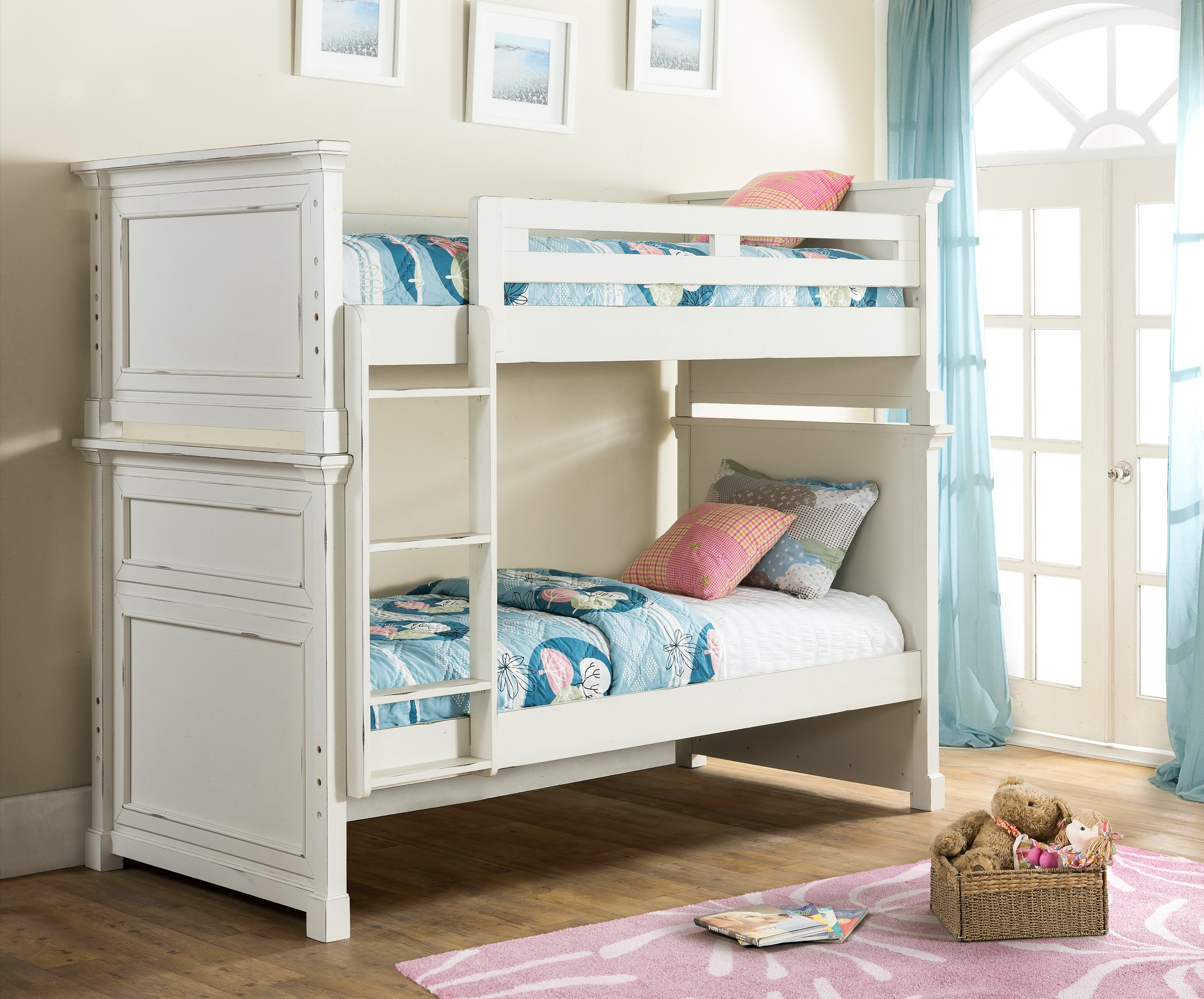 Picture of: Stoney Creek Youth Twin Twin Bunk Bed Kane S Furniture