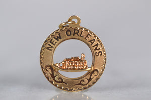 New Orleans Estate Charm