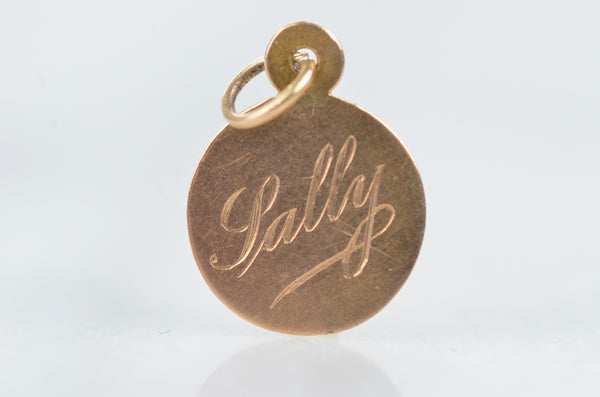 Sweet Vintage Sally Pendant
