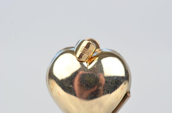 Romantic Heart Key Locket