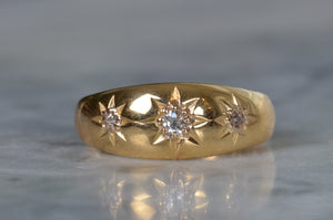 Luscious Gypsy Trilogy Ring 1903