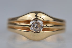 Gorgeous Retro Diamond Ring