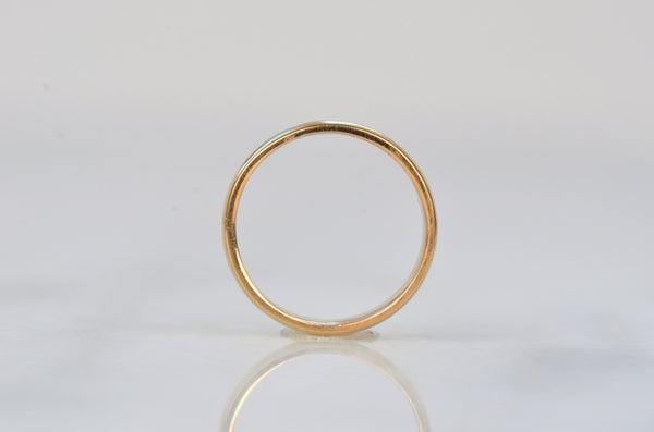 Buttery Petite 18k Band