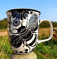 Boho Mug 'Always Bee Kind'