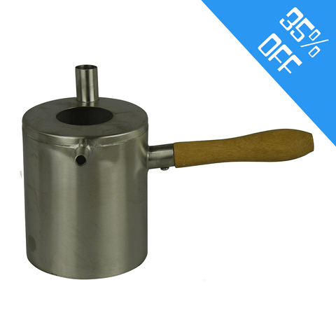 Small Stainless Steel Wax Melter