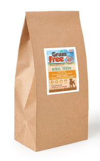 Rural Feeds Senior - Turkey, Sweet Potato & Cranberry Dog Feed 15kg