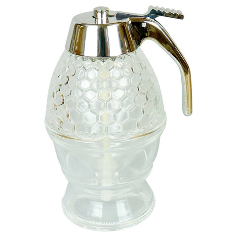 Honey and Syrup Dispenser. Acrylic -200 ml