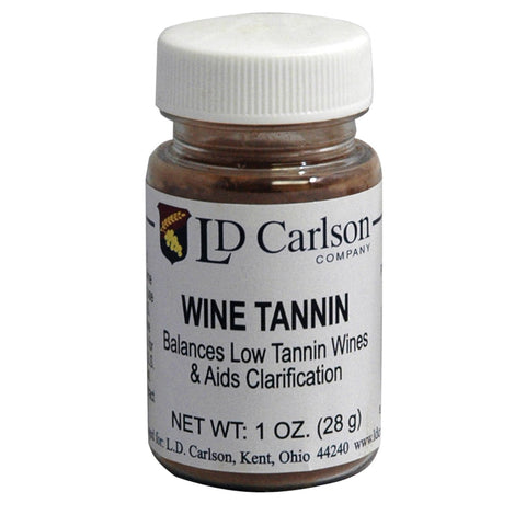 Tannin Powder, 1oz Bottle