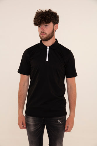 Luxury Polo (Black)