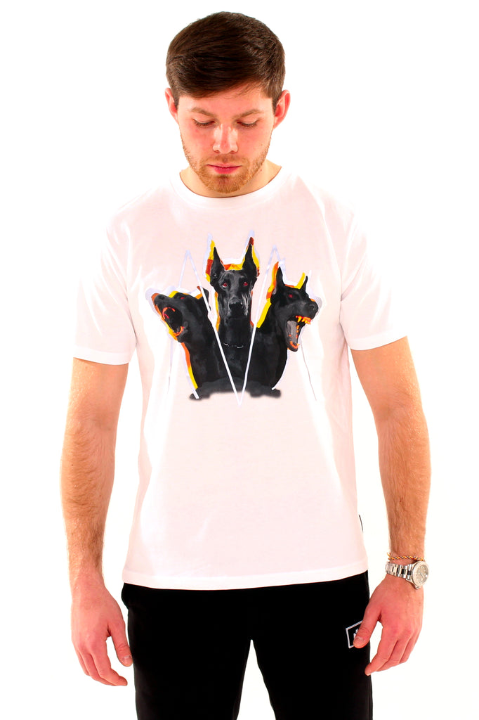 Cerberus T-Shirt (White)