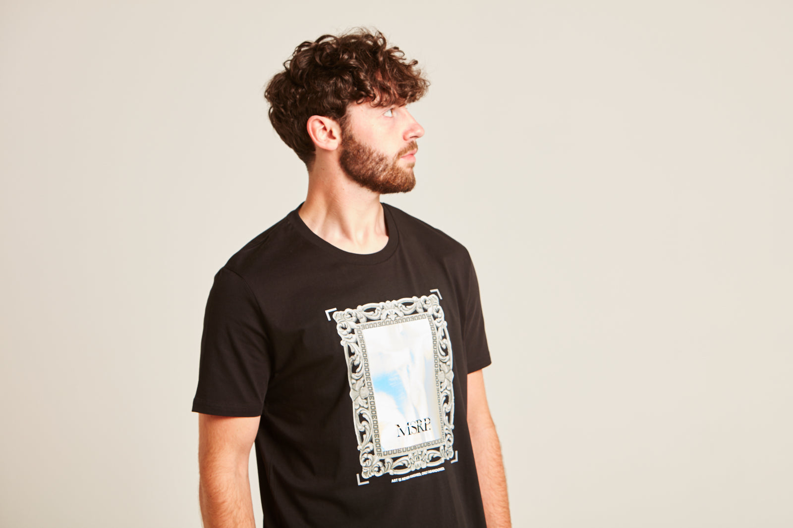 Looking Glass T-Shirt (Black)