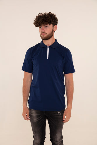 Luxury Polo (Navy)