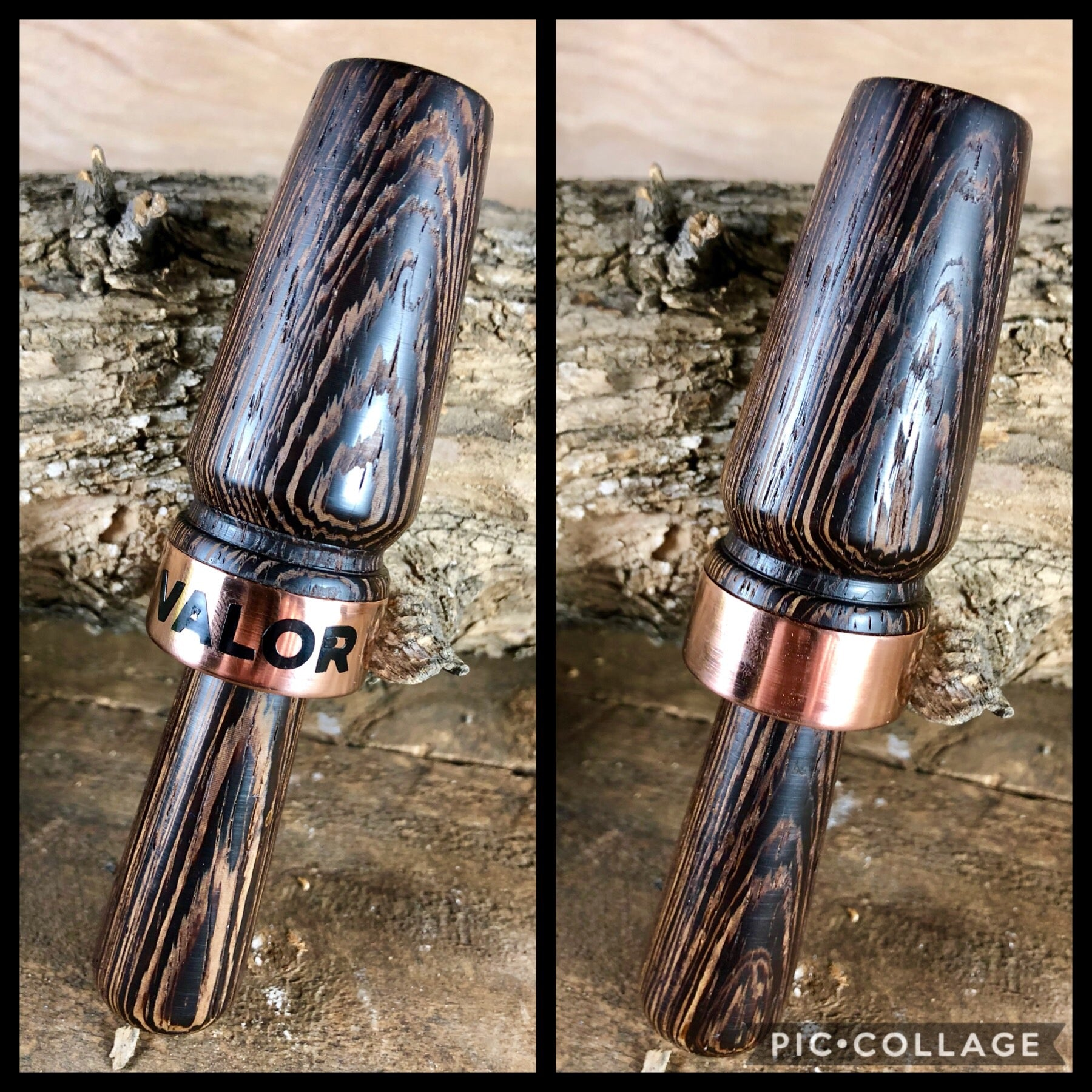 Wooden Predator Call