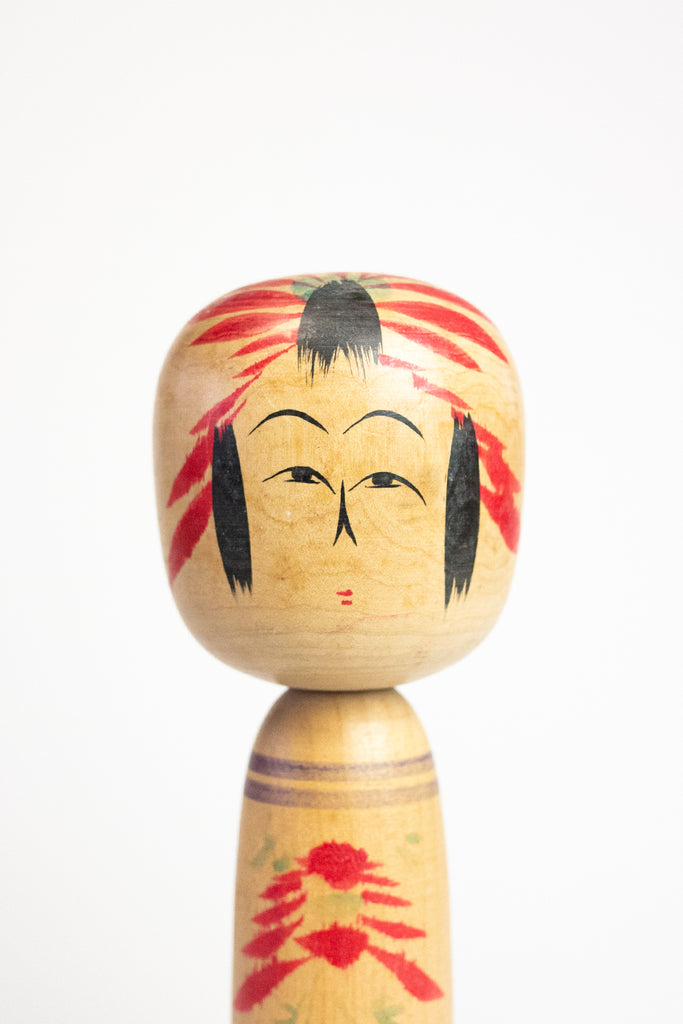 Small Kokeshi doll