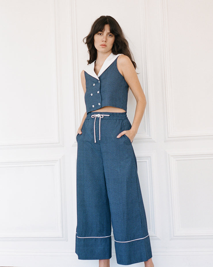 SAILOR PANT NAVY