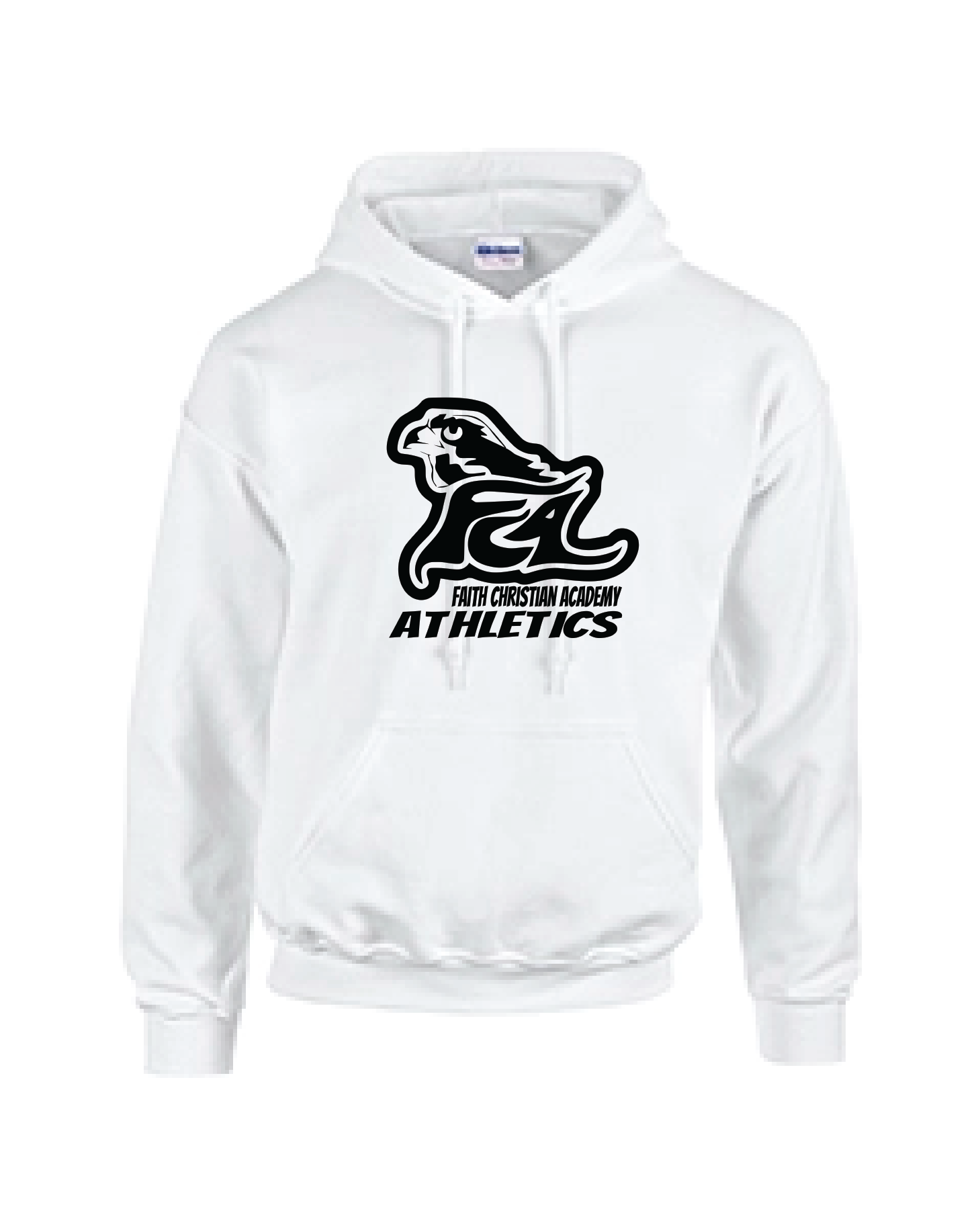 FCA Athletics Hooded Sweatshirt