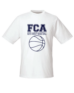FCA Boys Basketball Tee
