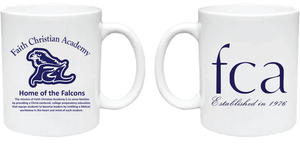 Large 15oz. Ceramic Coffee FCA Mug